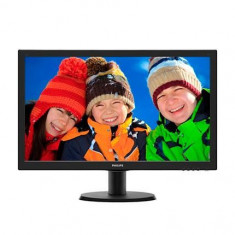 MONITOR PHILIPS LED WIDE 27 273V5LHAB/00 - Monitor LED Philips, 27 inch, HDMI, 1920 x 1080