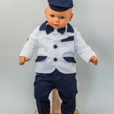 Costum elegant de botez - Sebastian