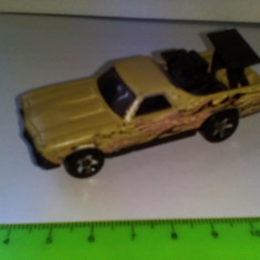 Bnk jc Hot Wheels -68 El Camino - Macheta auto