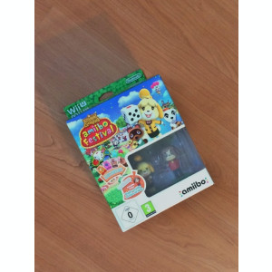 Wii U - Animal Crossing  Amiibo Festival Limited Edition  , de colectie