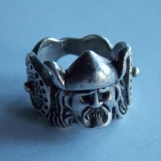 Inel de argint -viking -760 - Inel argint