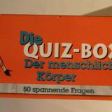 Quiz - box - teste anatomie + teste circulatie (alt joc ) - Jocuri Stiinte