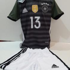 Echipamente sportive fotbal copii Germania Muller model nou - Set echipament fotbal, Marime: Alta