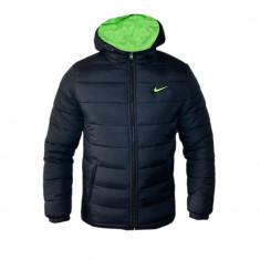 Geaca Nike AIR MAX Cristiano Ronaldo Model Sport Cod Produs D711 - Geaca barbati, Marime: S, M, L, XL, XXL, Culoare: Bleumarin, Microfibra