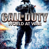 JOC CALL OF DUTY WORLD AT WAR -- XBOX360
