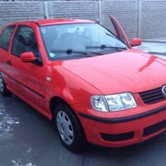 Vw Polo, 1.4 MPI, an 2001, Benzina, 1 km, 1398 cmc