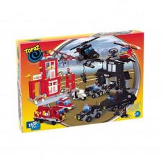 Set de construit-Super centru de ajutor-1535 piese - LEGO Architecture