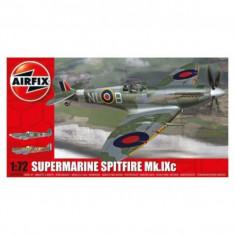 Kit Aeromodele Airfix 02065A Avion Supermarine Spitfire Mkixc Scara 1:72 - Set de constructie