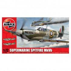 Kit Aeromodele Airfix 02046A Avion Supermarine Spitfire Mkvb Scara 1:72 - Jocuri Seturi constructie