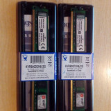 Memorie PC Kingston 2x2GB DDR2 800MHZ(4GB) PC2-6400 Nou Sigilate - Memorie RAM Kingston, Dual channel