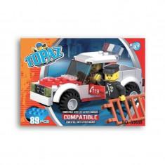 Set de construit-Camion urgente-89 piese - LEGO Architecture