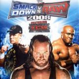 JOC SMACK DOWN VS. RAW 2008 -- WII