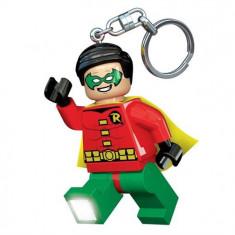 Breloc Cu Lanterna Lego Robin (Lgl-Ke61) - LEGO Super Heroes