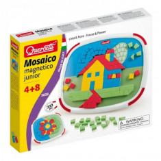 Joc Creativ Mosaico Magnetico Junior Quercetti Mozaic Magnetic - Jocuri arta si creatie