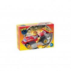 Set de construit Masina de curse rosie 40 piese - LEGO Architecture