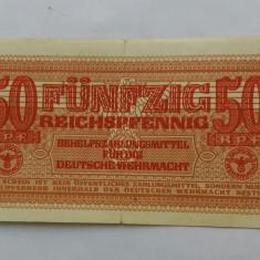 50 marci Germania nazista de razboi
