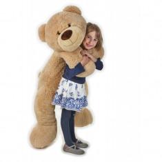 Jucarie din plus - Urs gigant 135 cm - Jucarii plus