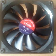 Cooler, ventilator carcasa 140x140 Spire. - Cooler PC Spire, Pentru carcase