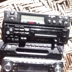 Fete radio cas auto CD-Playere, Pioneer.JVC, Kenwood, etc