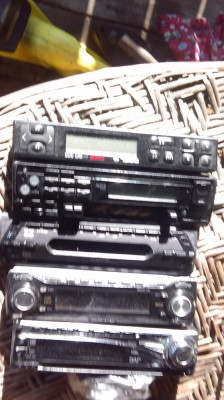 Fete radio cas auto CD-Playere ,Pioneer.JVC, Kenwood,etc foto