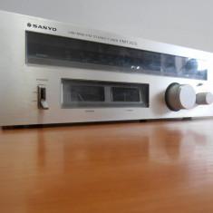 Tuner vintage SANYO FMT 203L - Aparat radio