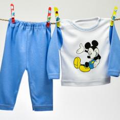Pijama baby bleu