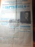 Ziarul saptamana mare anul 1, nr. 2 al ziarului 1991-art. causescu, vadim tudor