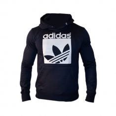 Hanorac Adidas Originals Cod Produs G801 - Hanorac barbati, Marime: L, XL, Culoare: Din imagine, Bumbac