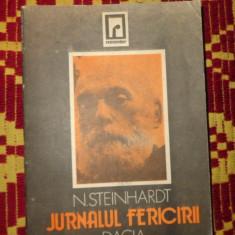 Jurnalul fericirii an 1992/422pag- Steinhardt