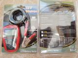 Tester acumulatori / baterii auto QUICKLYNKS  BA101 -  2000CCA 220AH