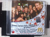 TOATA LUMEA RADE CANTA SI MCCDONALDS IM LOVIN IT CD DISC MUZICA POP DANCE HOUSE, cat music