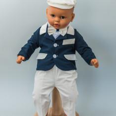 Costum elegant de botez - Alex