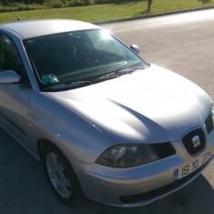 Seat cordoba 2003 inmatriculata, iterior piele, full electric, 2 randuri jante., Motorina/Diesel, 215000 km, 1896 cmc