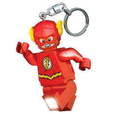 Breloc Cu Lanterna Lego The Flash (Lgl-Ke65) - LEGO Super Heroes