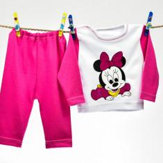 Pijama baby ciclam