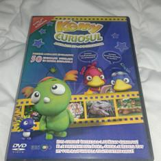 Kemy Curiosul - Colectie 9 DVD-uri Desene Animate Dublate Romana