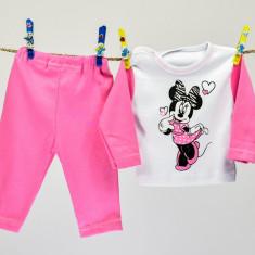 Pijama baby roz