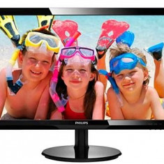 MONITOR PHILIPS LED WIDE 24 246V5LHAB/00 - Monitor LED Philips, 24 inch, HDMI, 1920 x 1080