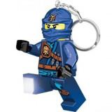 Breloc Cu Lanterna Lego Ninjago Jay (Lgl-Ke77j)