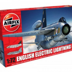 Airfix Electric Lightning F6 - Set de constructie