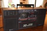 Radiocasetofon