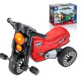 Motocicleta cu pedale pentru copii 866 - Vehicul