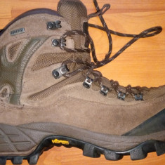 Bocanci The North Face Dhaulagiri II GTX - Bocanci barbati The North Face, Marime: 42.5, Culoare: Maro