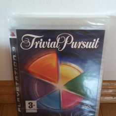 PS3 Trivial Pursuit Sigilat - joc original by WADDER - Jocuri PS3 Electronic Arts, Board games, 3+, Multiplayer
