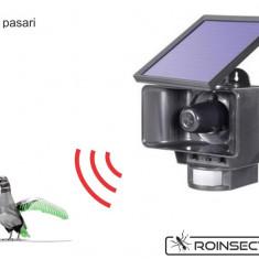 Dispozitiv solar anti-pasari 10 m - Aparat antidaunatori