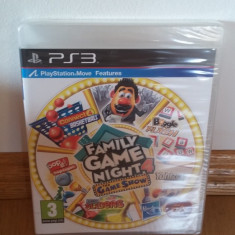 PS3 Family game night 4 the Game show Sigilat - joc orig by WADDER - Jocuri PS3 Electronic Arts, Sporturi, 3+, Multiplayer