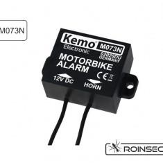 Alarma pentru motocicleta Kemo - M073N - Alarme Moto