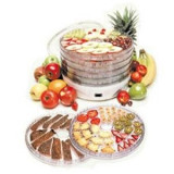 Deshidrator fructe si legume Trion 9450