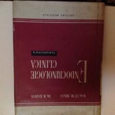 Endocrinologie clinica terapeutica - St.-M. Milcu