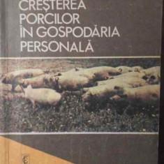 Cresterea Porcilor In Gospodaria Personala - Lungu Sorin, Lungu Anca, 387504 - Carti Agronomie